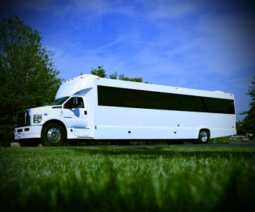 Party Bus Rental  in NYC by Party Bus Online
